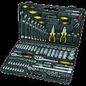 PROTECO Werkzeugkoffer 128-tlg