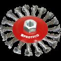 Proteco Kegelbürste 100xM14 gezopft