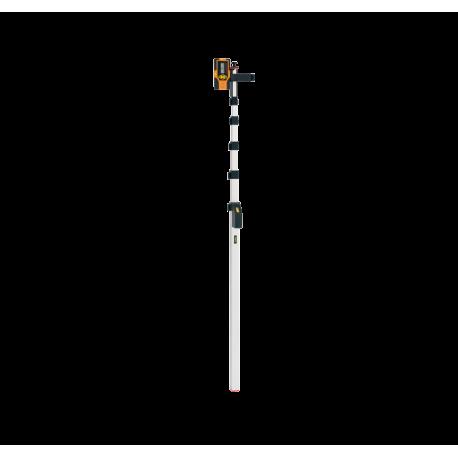 Teleskop-Messstab Laser EasyFix de 5 m