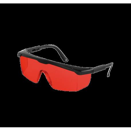 Lasersichtbrille, rot