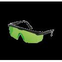 Lasersichtbrille, grün