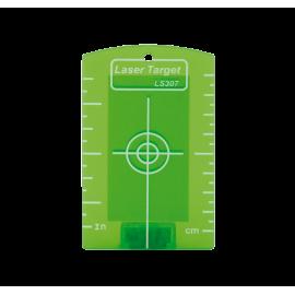 Zieltafel LS 307 , grün