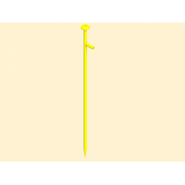 Bund 5 x Orit Schnureisen/Pflasternadel WP-TE H - 800mm