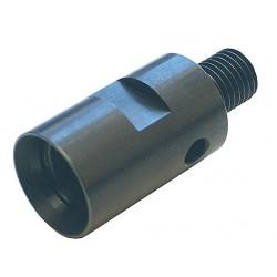 Adapter M16 Zapfen auf R 1/2'' Muffe