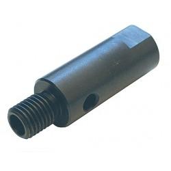 Adapter M18 x 1, Zapfen auf M16 Muffe