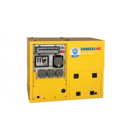 Generator de curent ESE 608 DHG ES DI DIN Silent